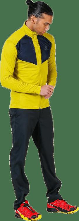 Grid FZ Mid Yellow
