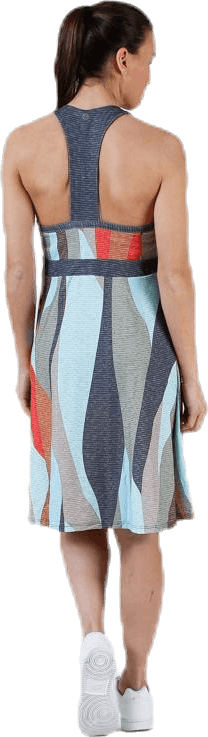 Calexico Dress Patterned/Grey