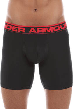 The Original 6'' Boxerjock Black