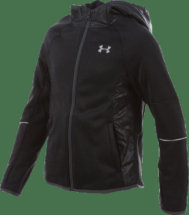 Storm Full Zip Jacket Jr Black