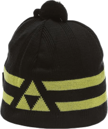 Polar Beanie Black/Yellow