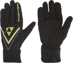 XC Race Glove Black/Yellow