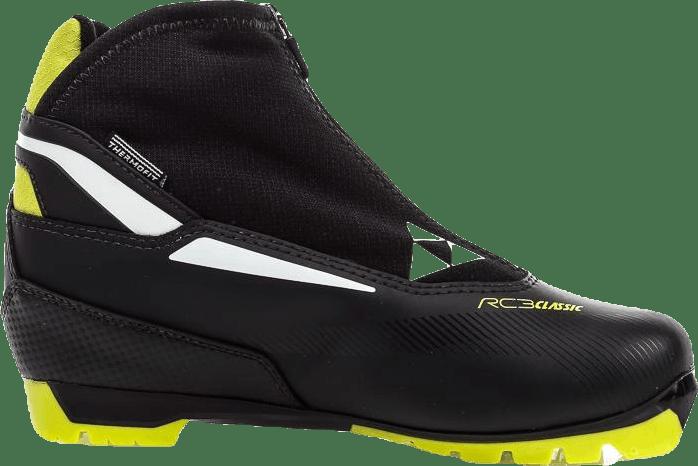 RC3 Classic Black/Yellow