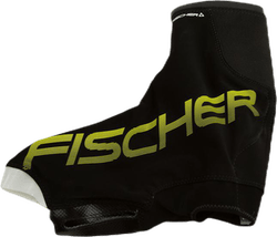 Boot Cover Race Black/Yellow