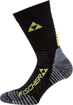 XC Short Socks Black/Yellow