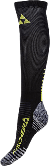 XC Long Socks Black/Yellow