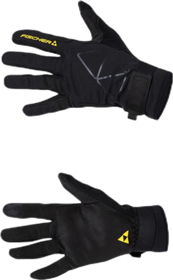 XC Racing Pro Glove Black