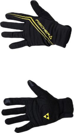 XC Performance Glove Black/Yellow