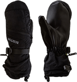 Youth Vent Mitten Black