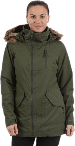 Hazel Jacket Green
