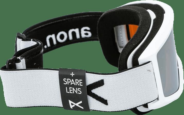 Helix 2.0 W/Spare White/Grey