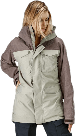 Covert Jacket Beige