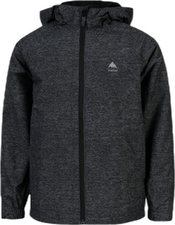 Windom Rain Jacket Youth Grey