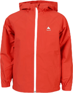 Windom Rain Jacket Youth Orange