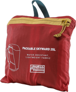 Skyward 25 Packable Red