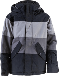Symbol Jacket Youth Black/Grey