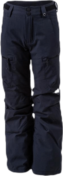 Girls Elite Cargo Pant Black