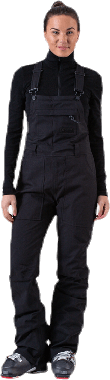 Avalon Bib Pant Black