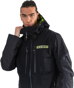 Frostner Jacket Black