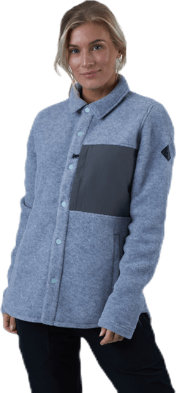 Hearth Snap Up Fleece Grey