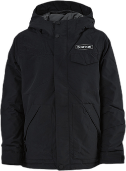 Boys Dugout Jacket Black