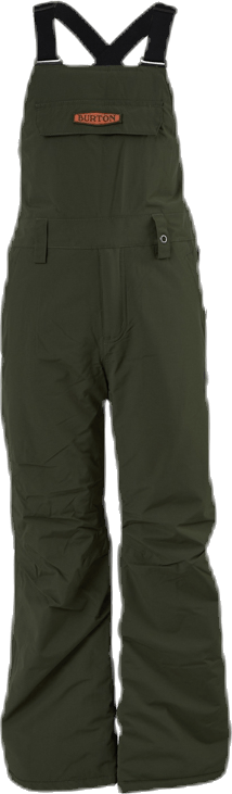 Jr Skylar Bib Pants Green