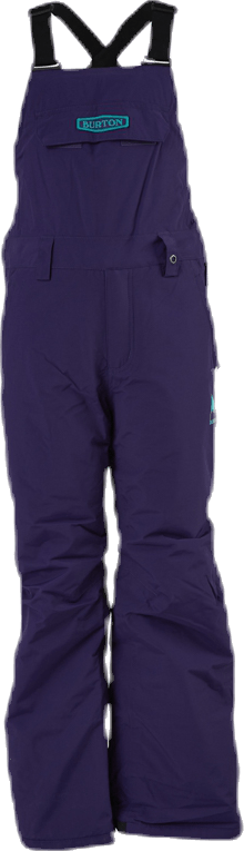 Jr Skylar Bib Pants Purple