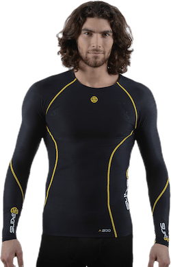 A200 Compression Long Sleeve Black
