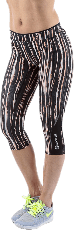 A200 Womens 3/4 Tights Patterned