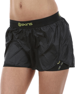 DNAmic Superpose Shorts Black/Yellow