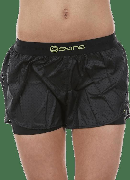 DNAmic Superpose Shorts Black/Yellow