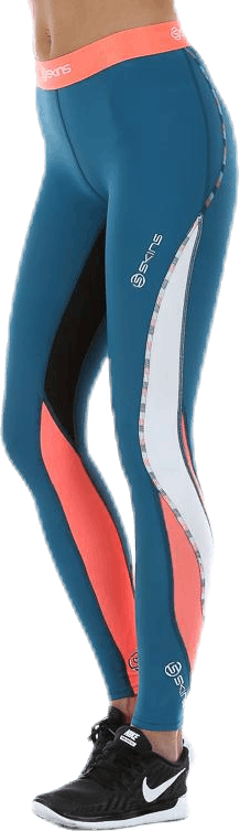 DNAmic Long Tights Blue