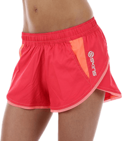 Plus Axis Womens Shorts Pink