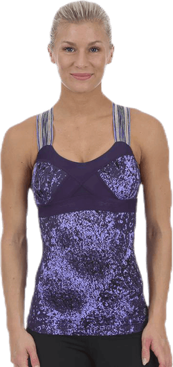 DNAmic Womens Tank Top Blue/Green