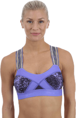 DNAmic Womens Speed Crop Blue/Green