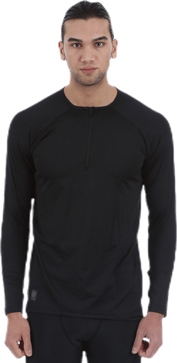 Trooper Midlayer Mens L/S Black