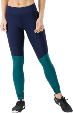 DNAmic Soft Womens Long Tights Blue