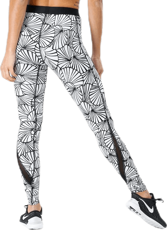 DNAmic Long Tights White/Black