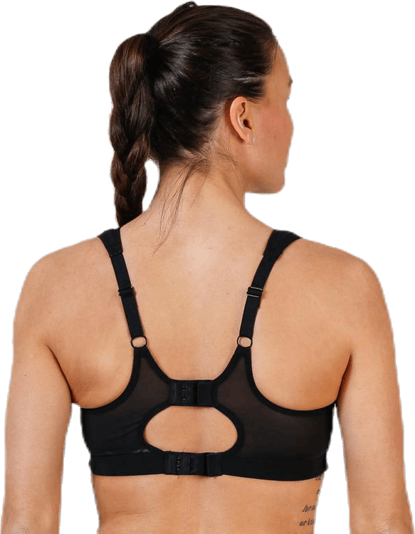 High Impact Support Bra Black