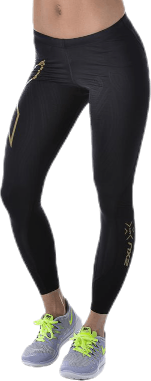 Elite MCS Compression Tights Black/Gold