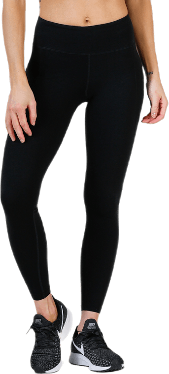 Fitness Compression Tights Black/Silver
