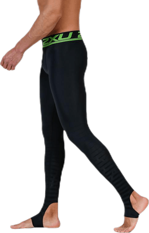 PowerRecovery Compression Tights Black