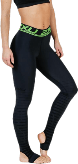 Power Recovery Tights Black