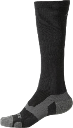 VECTR Merino Sock Black/Grey