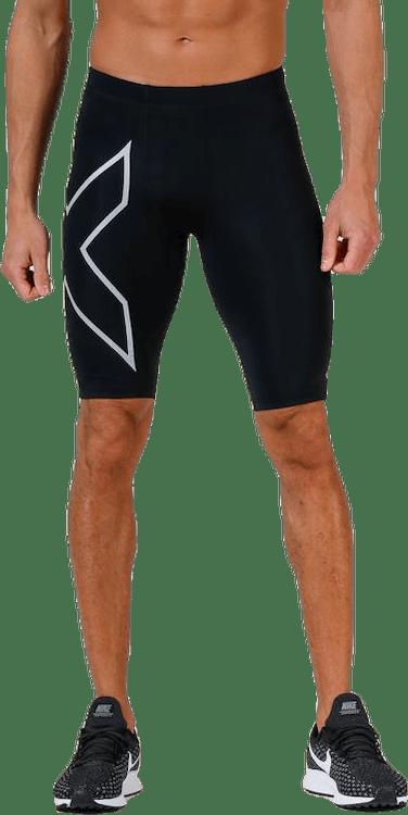 Run Compression Shorts Black