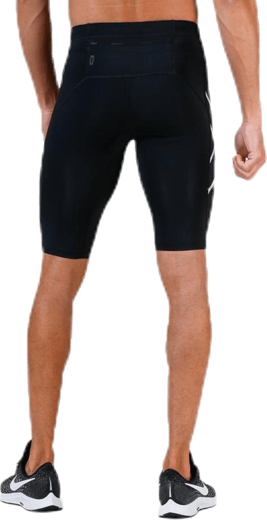 Run Compression Shorts Black