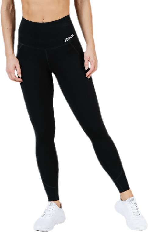 Fitness Hi-Rise Compression Tights Black
