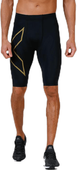 MCS Run Comp Shorts Black