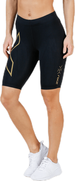MCS Run Compression Shorts Black