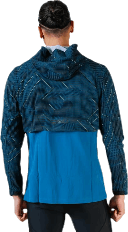 GHST Woven 2 In 1 Jacket Patterned
